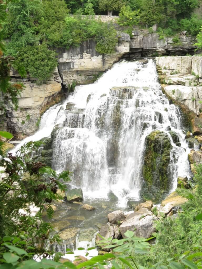 Inglis Falls Picture